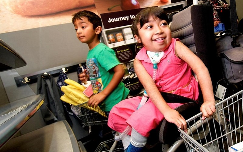 Photo of children at Eureka.