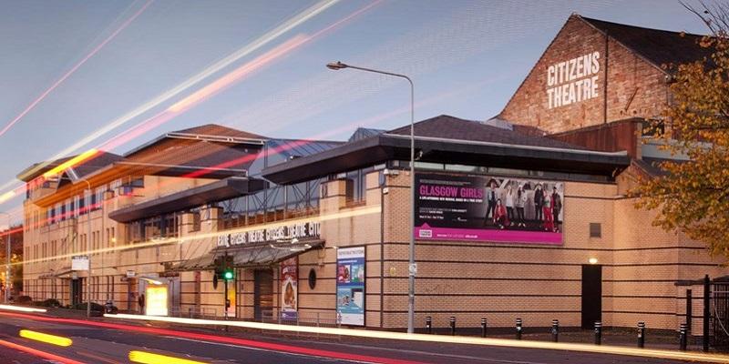 Photo of Citizens Theatre.
