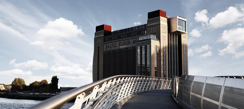 Photo of Baltic Centre.