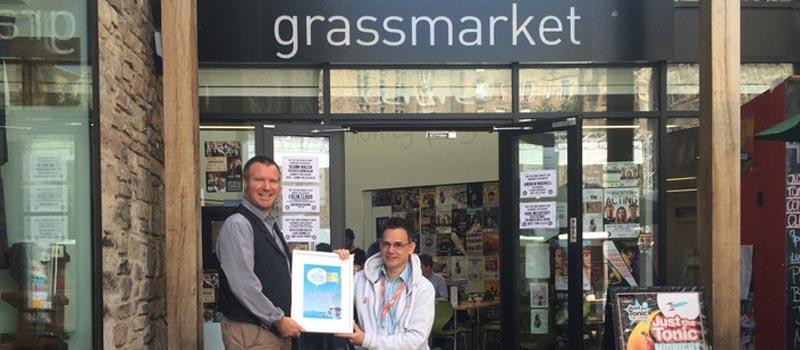 Grassmarket Community Project - small venue winner