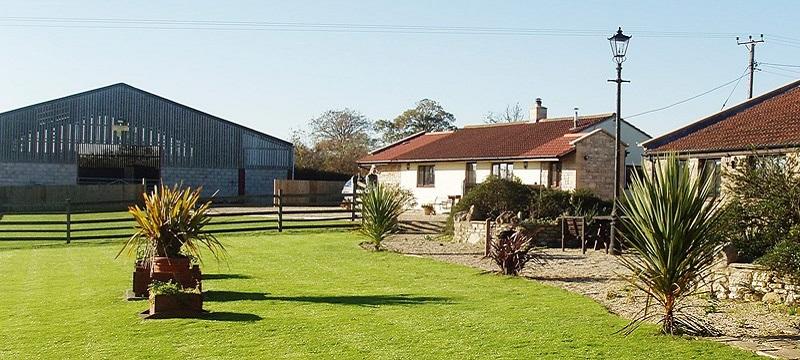 Photo of Lime Kiln Farm.