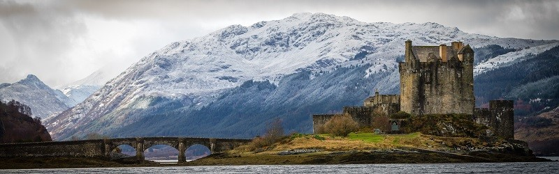 Photo of Eilean Donan Castle.