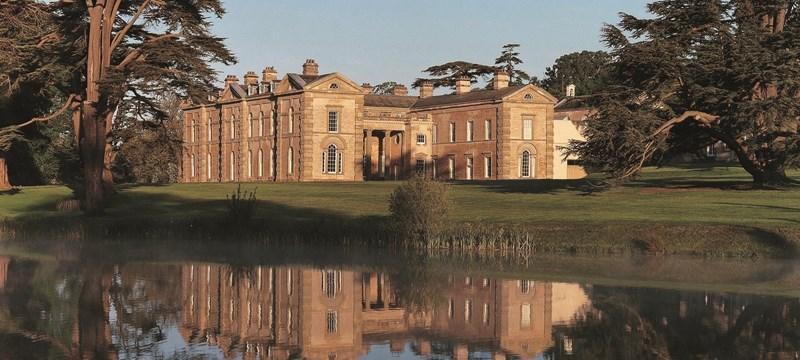 Photo of Compton Verney Art Gallery.