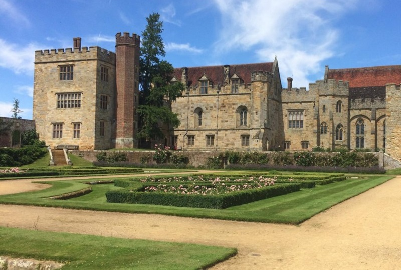 Photo of Penshurst Place.