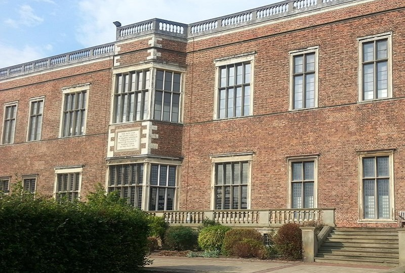 Photo of Temple Newsam.