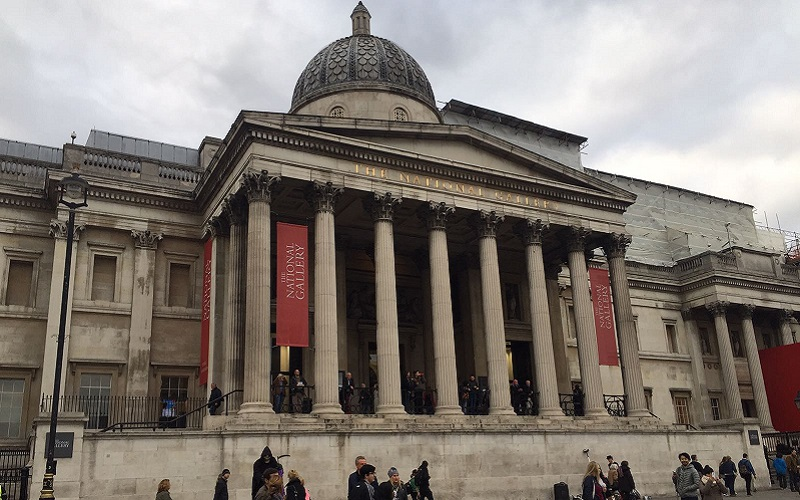 Photo of National Gallery.