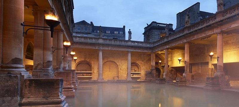 Photo of Roman Baths.