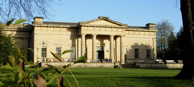 Photo of the Yorkshire Museum.