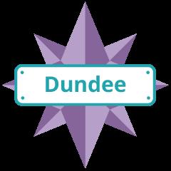 Dundee Explorer Badge