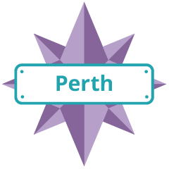 Perth Explorer Badge