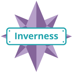 Inverness Explorer Badge