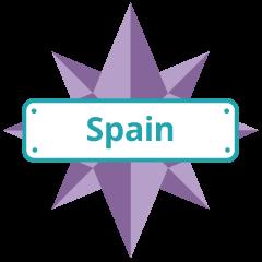Spain Explorer Badge