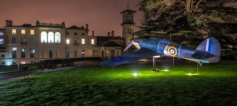 Photo of Bentley Priory Museum.
