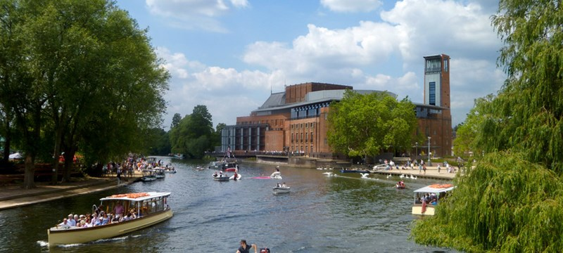 Photo of Royal Shakespeare Theatre.