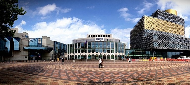 Photo of Birmingham Repertory Theatre.