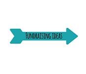 """Graphic """"Fundraising Ideas""""."""