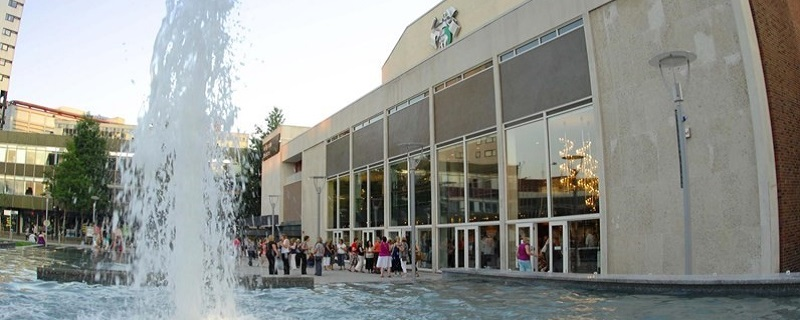 Photo of Belgrade Theatre.