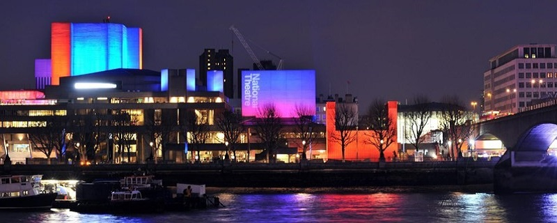 Photo of National Theatre.