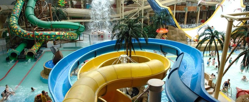 The Sandcastle Water Park image.