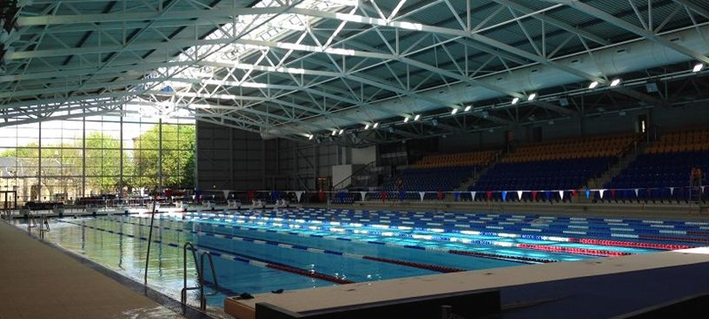 Photo of Tollcross Swimming Pool.