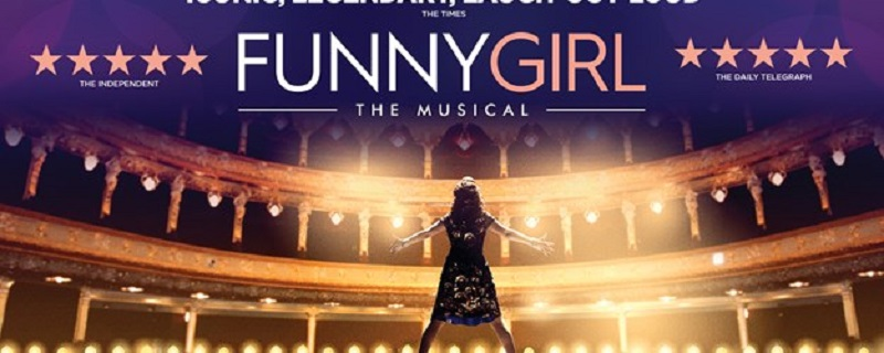 Funny Girl poster.