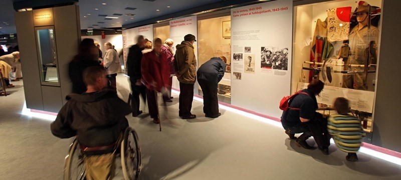 Photo of the Firing Line Museum.