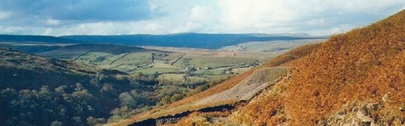 Photo of the Yorkshire Dales.