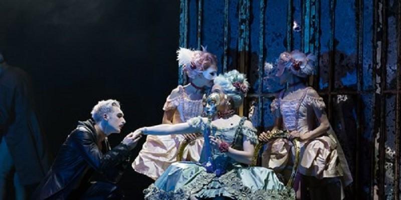 Northern Ballet's Casanova.